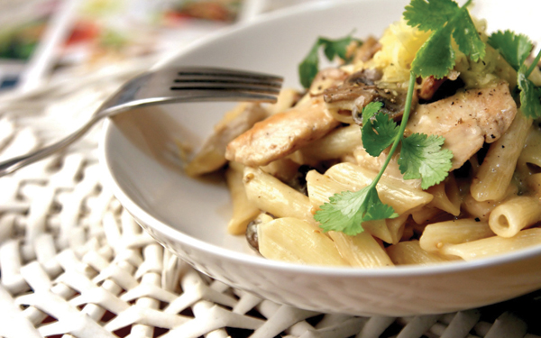 pasta-penne-funghi-pastaland-techfood-600x375