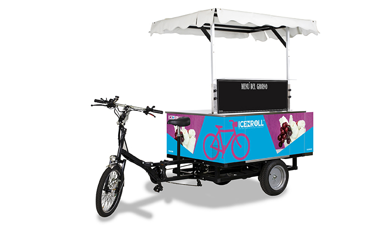 Street food bike: pedala verso un nuovo business