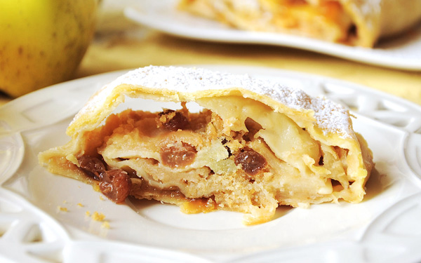 strudel-di-mele-dolce-combi-wave-ricette-techfood