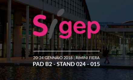 We wait for you at Sigep, the 39th International Hall of ice-cream shop, pastry, bakery and coffee