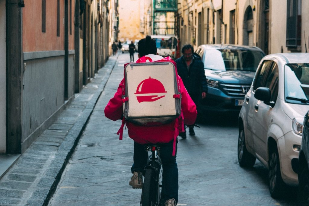 food delivery take away consegna a domicilio